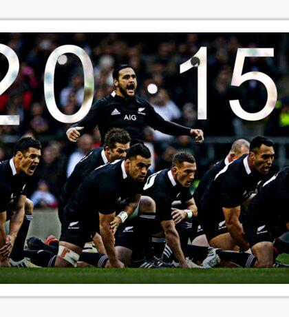 Rugby World Cup Sticker