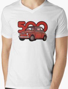 500 Mens V-Neck T-Shirt