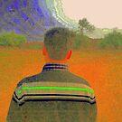 my dusty route by Rishi Kant Joshi