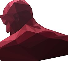 daredevil low poly by meletti