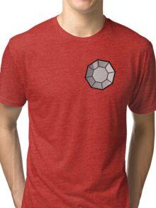 Boulder Badge Shirt Tri-blend T-Shirt