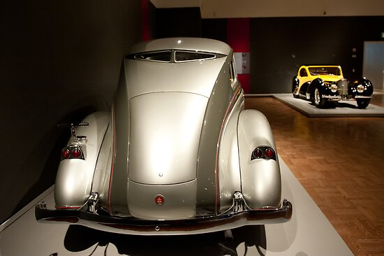 Allure of the Automobile by Lee LaFontaine