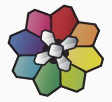 Rainbow Badge by xleoheartx