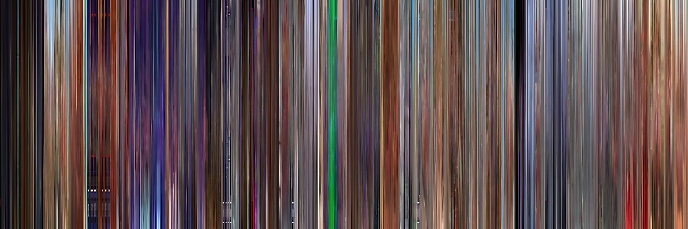 Moviebarcode: Cars 2 (2011) by moviebarcode