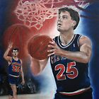 Mark Price by WeBleedOhio