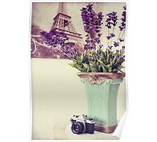 Dreaming Of Paris Poster