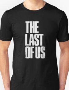 The Last Of Us - White Logo T-Shirt