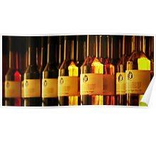 Olive Oils Poster