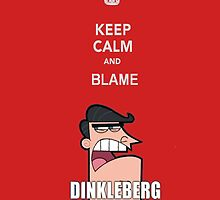 Dinkleberg... by The Zuper Man .