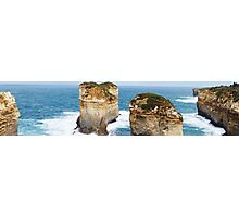The Islands - Great Ocean Road, Victoria Australia.  Photographic Print