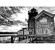 Saugerties Lighthouse Photographic Print