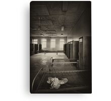 The Asylum Canvas Print