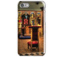 Masonic Hall At Beamish #2 iPhone Case/Skin