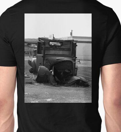 Rusty Old Car Unisex T-Shirt
