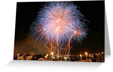 Celebration Fireworks by Pierre Leclerc Photography