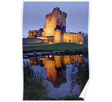 Ross Castle, Ireland Poster