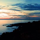 Sunset Tamar by Alastair Creswell