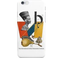 The International Artifact Restoration Institute. iPhone Case/Skin