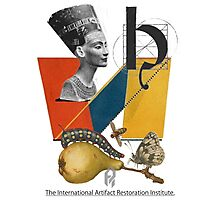 The International Artifact Restoration Institute. Photographic Print