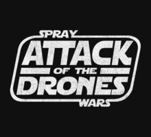 Spray Wars™ Attack of the Drones by Deadscan