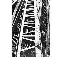 Random Metal Scraps Photographic Print