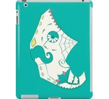 Metapod Pokemuerto | Pokemon & Day of The Dead Mashup iPad Case/Skin