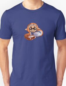 Splatoon - Orange Inkling Girl Unisex T-Shirt