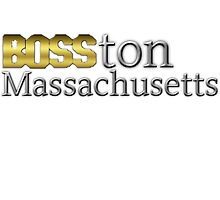 "Sasha Banks ""BOSSton Massachusetts"" Design - WWE Wrestling by Lee5657"
