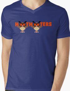 HootHooters Mens V-Neck T-Shirt
