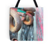 Electric Coil lollie Pops Tote Bag
