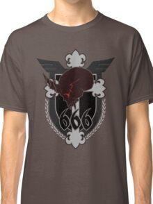 666th TSF Squadron Schwarzesmarken Classic T-Shirt
