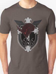 666th TSF Squadron Schwarzesmarken T-Shirt