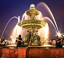Fontaines de la Concorde by GIStudio