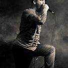 Foggy Singer by evergleammm