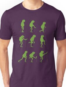 Ministry of Silly Muppet Walks Unisex T-Shirt