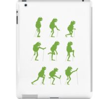 Ministry of Silly Muppet Walks iPad Case/Skin