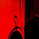 Hooked on red by Elizabeth McPhee