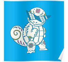 Squirtle Pokemuerto Poster