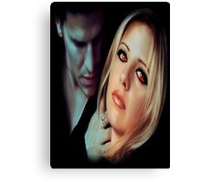 Buffy the Vampire Slayer - Bangel Canvas Print