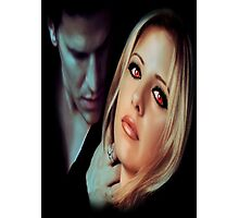 Buffy the Vampire Slayer - Bangel Photographic Print