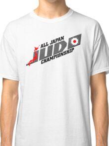 Japan Judo Championship Classic T-Shirt