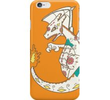 Charizard Pokemuerto iPhone Case/Skin