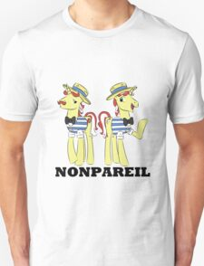 flim and flam mlp, nonpareil (bronyart product) T-Shirt