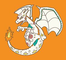 Charizard Pokemuerto by abowersock