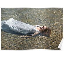 Trash the dress shoot  Poster