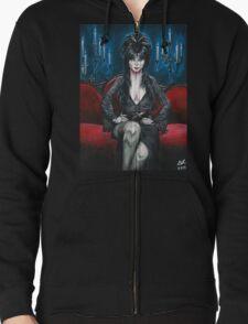 Elvira Portrait T-Shirt