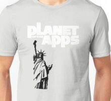 Planet of the Apps Unisex T-Shirt