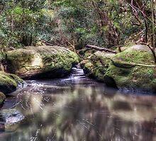 Lovers Leap Creek by Jason Ruth