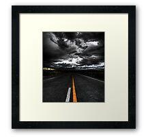New Zealand National Park Framed Print