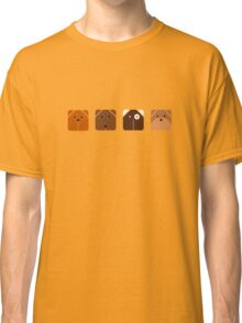 Canine Cubes Classic T-Shirt